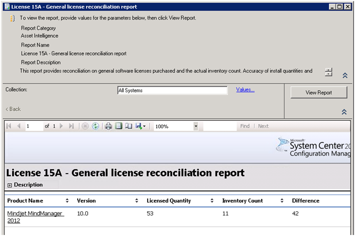 Add Non-Microsoft licence information into Configuration Manager