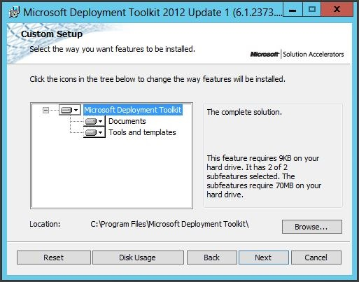 Integrating MDT 2012 with Configuration Manager | More than patches