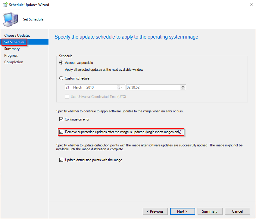 Configuration Manager 1902–OS Deployment | More than patches