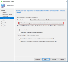 Configuration Manager 1902–Software Center | More than patches