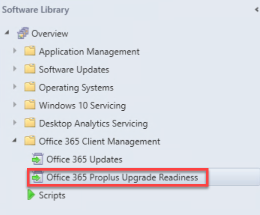 Configuration Manager 1906–Office Management | More than patches